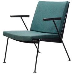 Wim Rietveld Oase Armchair for Ahrend de Cirkel, Dutch Design, 1970