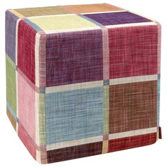 Winchester Cube Pouf