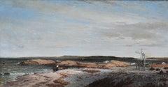 Winkworth Alan Gay, American 1821-1910 Cohasset Salt Mines, Massachusetts