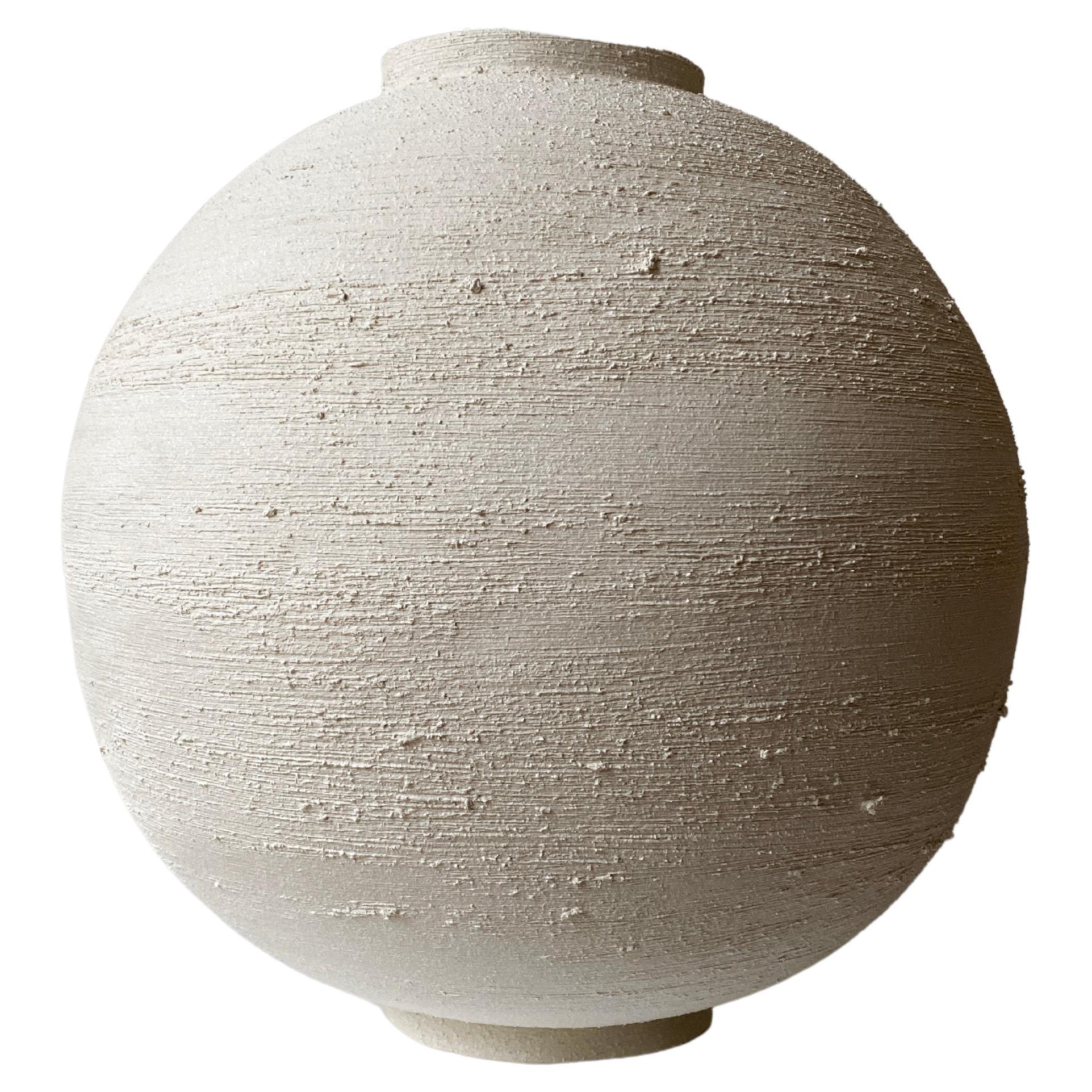 Wind Moon Jar by Laura Pasquino