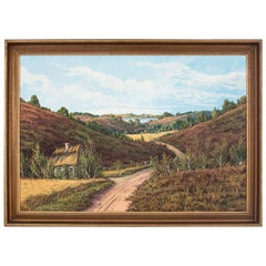 """""""Winding Road"""" Painting"""