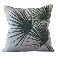 Windmill Palm Pillow