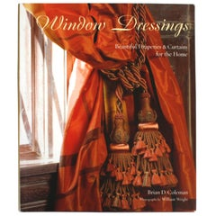 Window Dressings, Beautiful Draperies & Curtains for the Home, Stated 1st Ed