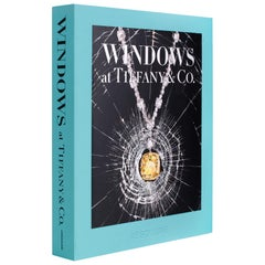 """Windows at Tiffany & Co."" Book"