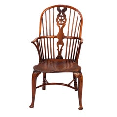 Windsor Armchair, England, circa 1840