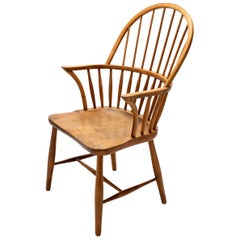Windsor Chair by Frits Henningsen for Carl Hansen & Son, Denmark, 1940s