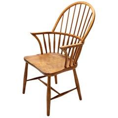 Windsor Chair by Frits Henningsen for Carl Hansen & Son, Denmark, 1940s
