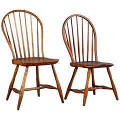 Windsor Spindleback Side Chairs