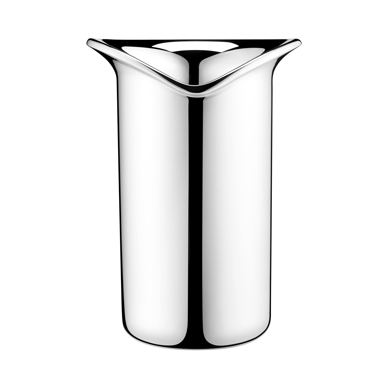 Wine & Bar Cooler Stainless Steel Mirror Finish by Georg Jensen