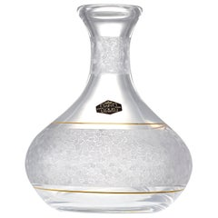 Wine Decanter by Saint Louis Crystal