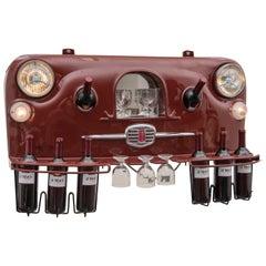Wine Holder Model Rinoteca 01, Original Handcrafted Wine Holder