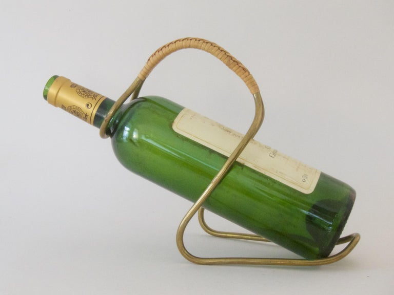 Wine Server by Carl Auböck In Good Condition For Sale In Vienna, AT