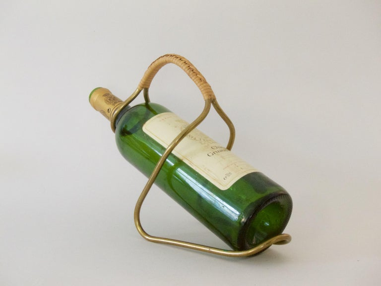 Mid-20th Century Wine Server by Carl Auböck For Sale