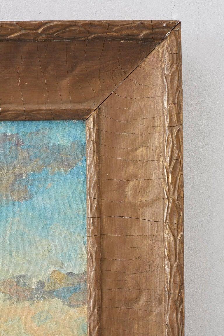 Sunrise Landscape Oil Painting For Sale 14