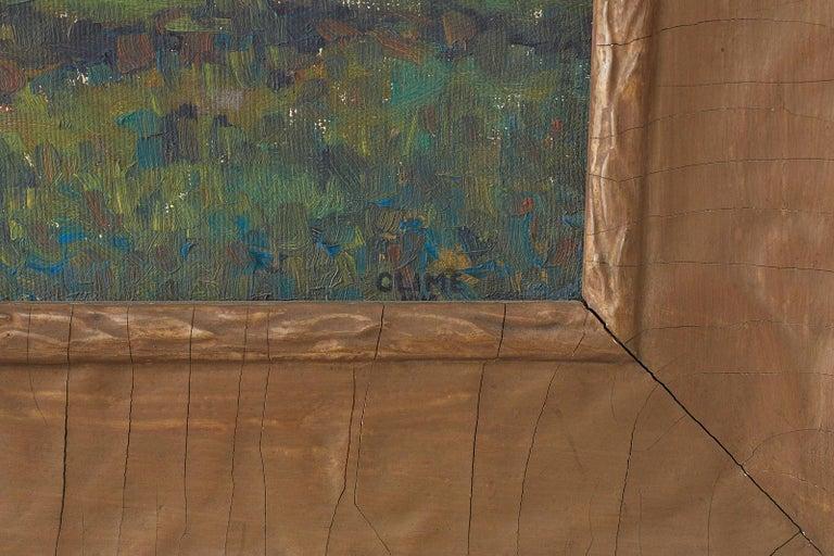 Sunrise Landscape Oil Painting For Sale 7