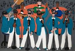 Blue Jacket Jazz Band
