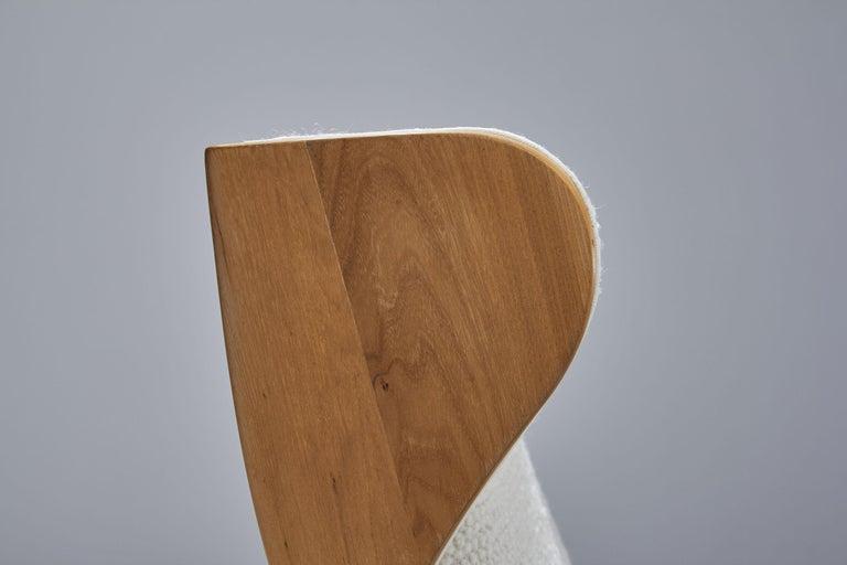 'Wingback' Chair by Danish Cabinetmaker Søren Willadsen, Denmark, 1960s For Sale 1