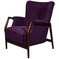 Wingback Chair by Kurt Olsen