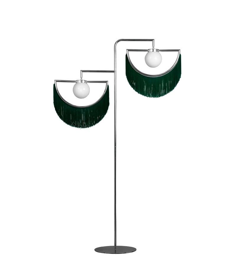 Modern Wink Floor Lamp by Masquespacio For Sale
