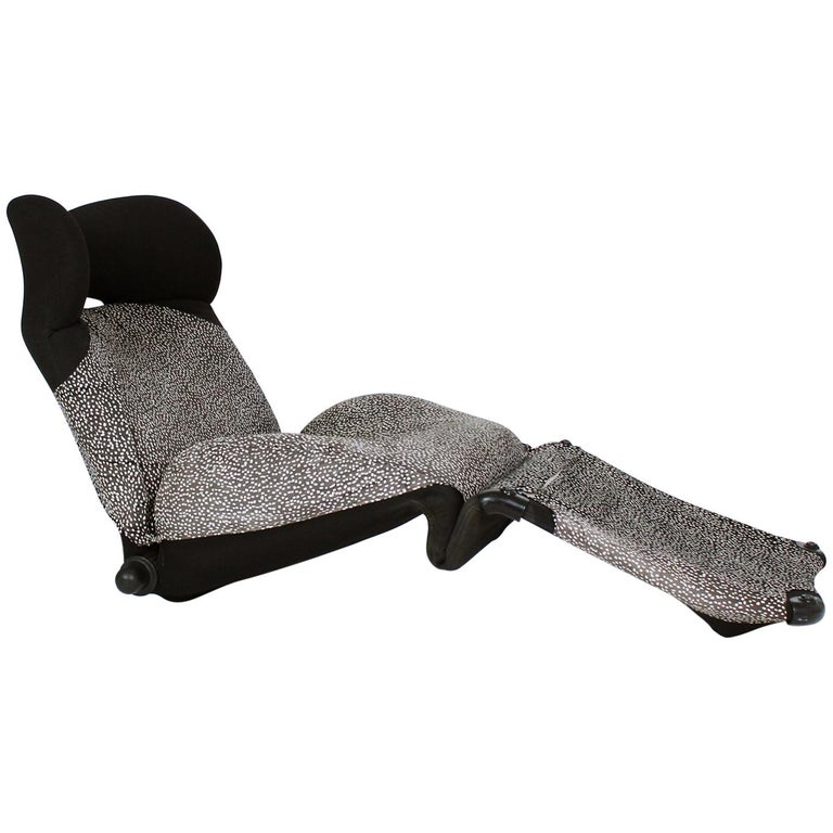 Wink Lounge Chair By Toshiyuki Kita For Cassina Italy