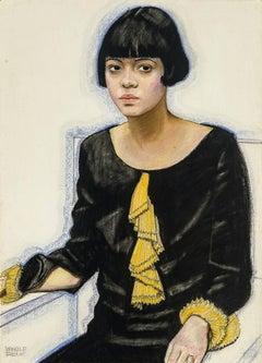 Portrait of Sari Patton