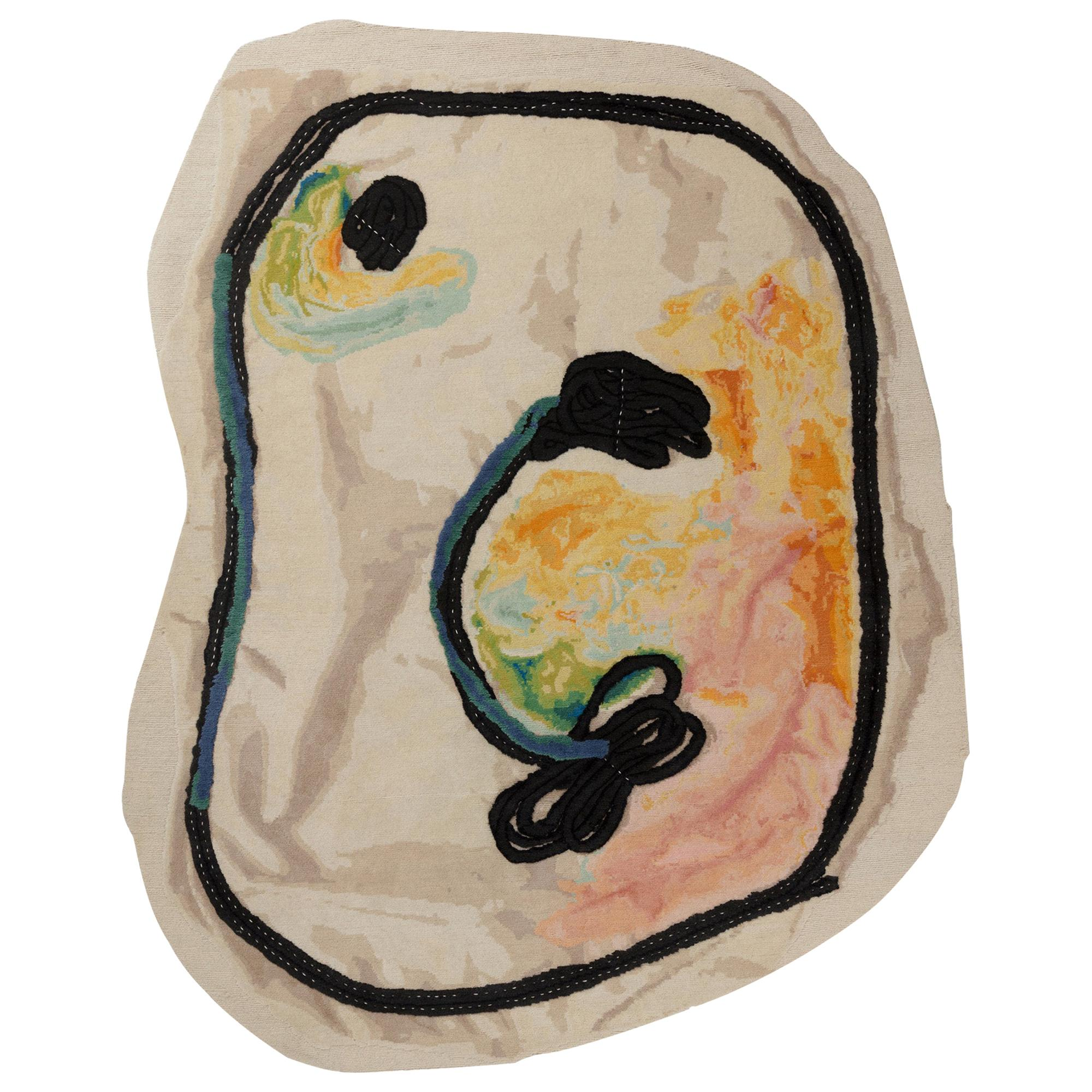 Winter Still Life Doodles Rug by Faye Toogood for CC-Tapis