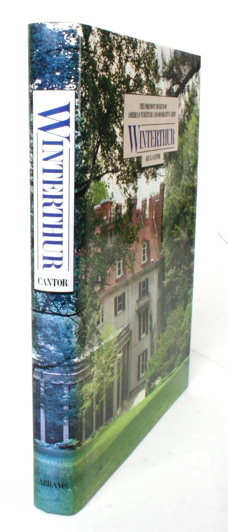 Winterthur by Jay E. Cantor, First Edition 13