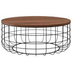 Wire Coffee Table by Dare Studio