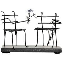Wire Sculpture, Premier Rendez-Vous