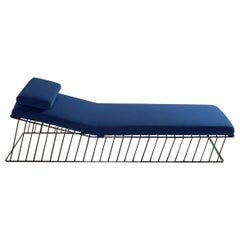 Wired Italic Chaise Outdoor