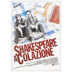Withnail & I 1987 Italian Due Fogli Film Poster