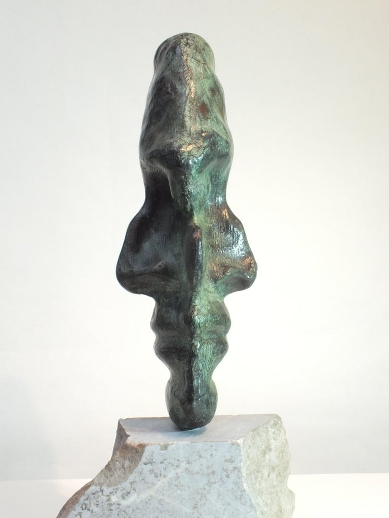 Other Witness, Bronze Sculpture For Sale