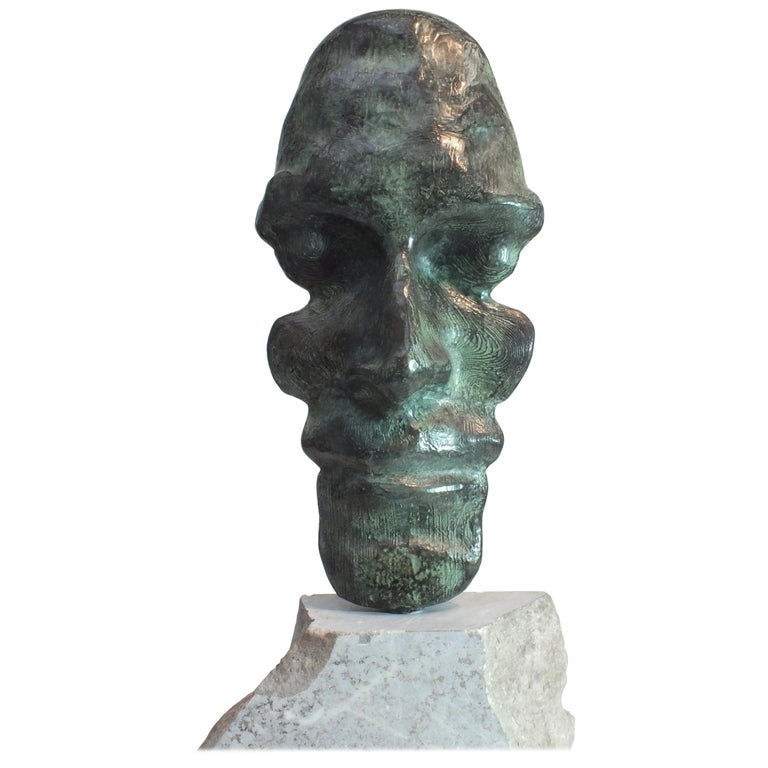 Witness, Bronze Sculpture For Sale