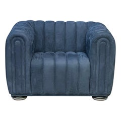 Wittmann Club 1910 Lounge Chair Designed by Josef Hoffmann