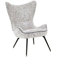 Wittmann Contessa 1956 Lounge Chair