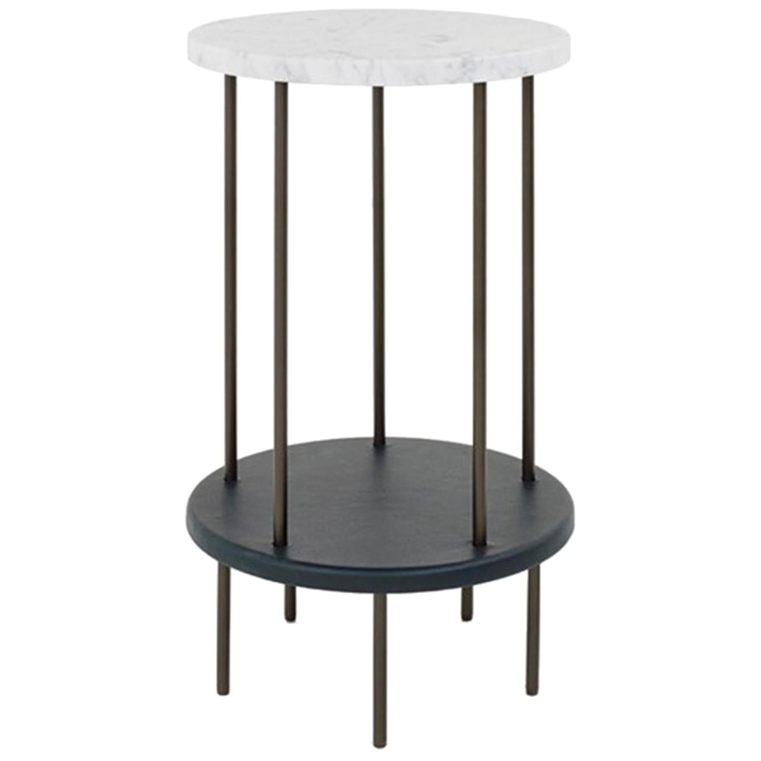 Wittmann DD Marble-Top Table Designed by Jaime Hayon