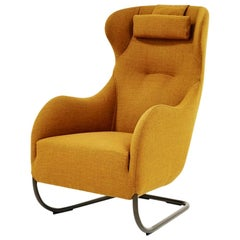 Wittmann Jolly Lounge Chair Designed by Jan Armgardt
