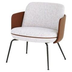 Wittmann Merwyn Lounge Chair Designed by Sebastian Herkner