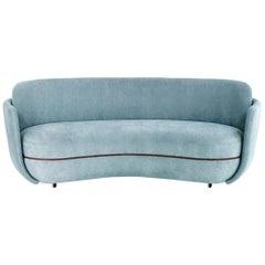 Wittmann Miles Sofa Designed by Sebastian Herkner
