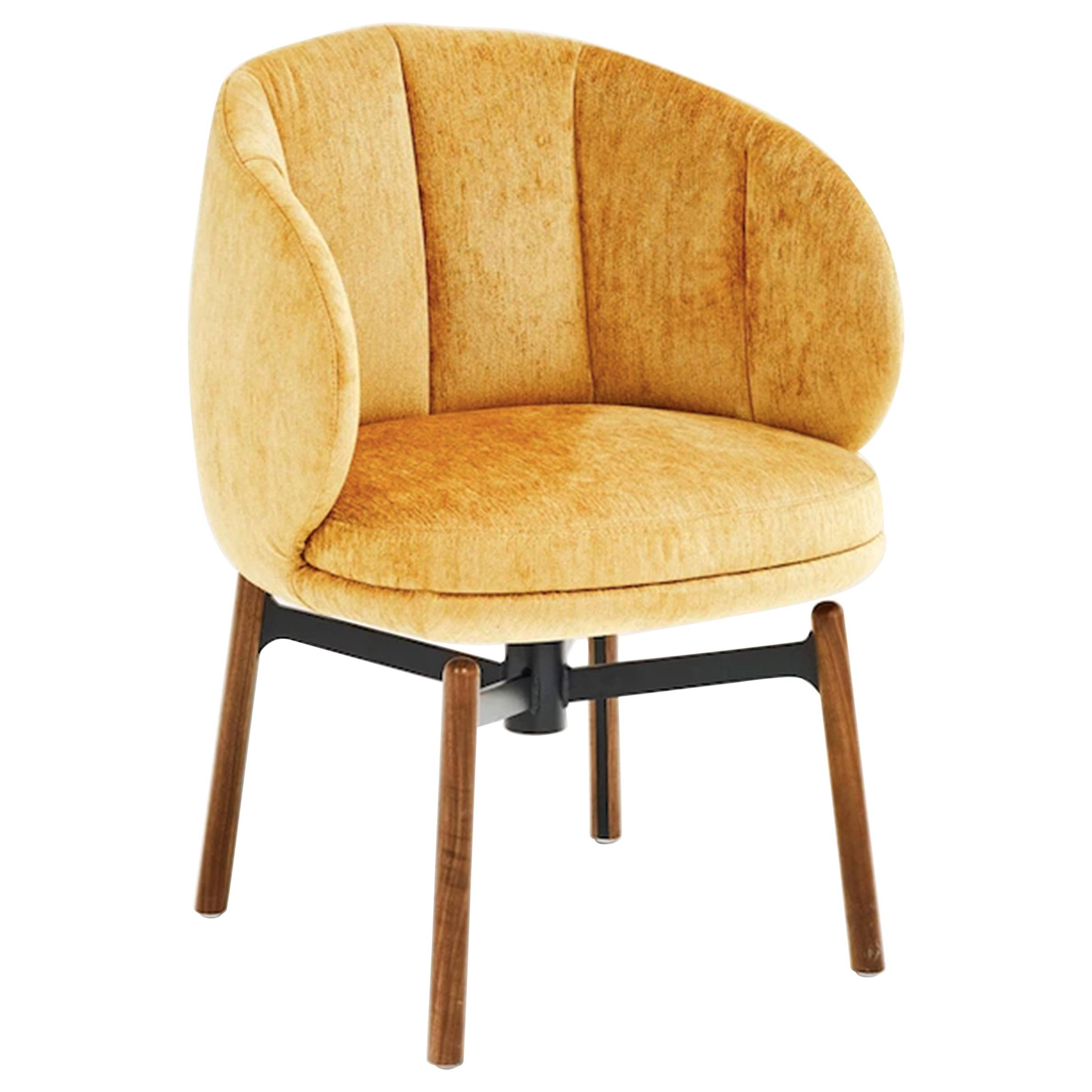 Wittmann Set of Two  Vuelta FD Swivel Chair designed by Jaime Hayon