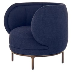 Wittmann Vuelta Swivel Lounge Armchair Designed by Jaime Hayon