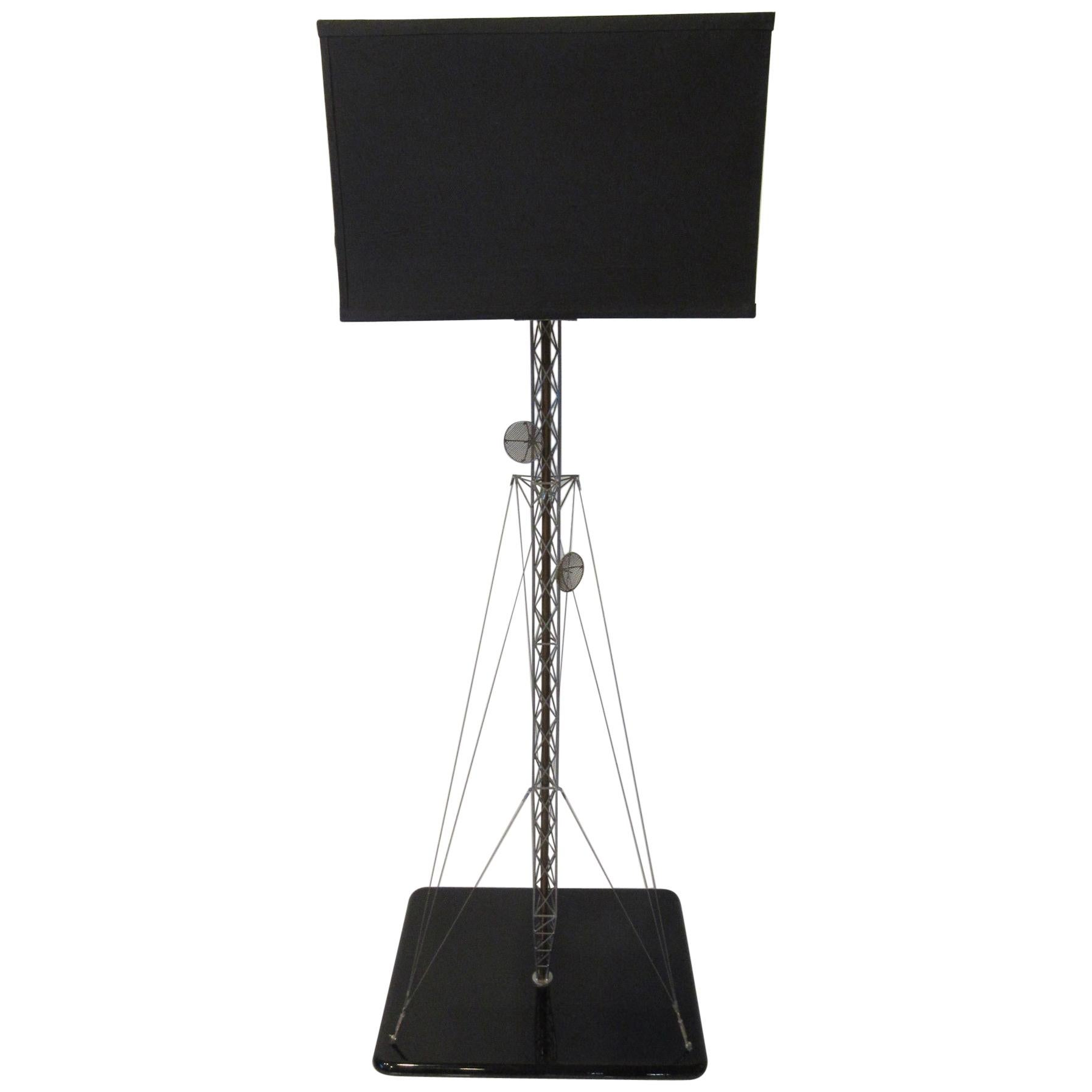 WKRP Salesman's Sample Radio Tower Lamp