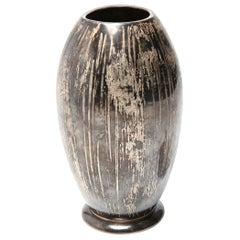 WMF German Modern 'Ikora' Brass Vase