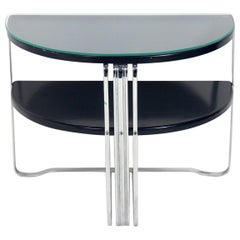 Wolfgang Hoffman Art Deco Table