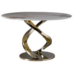 Woman Onyx Dining Table