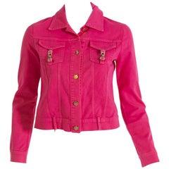 Woman Pink Jacket by ICE Iceberg, 80'