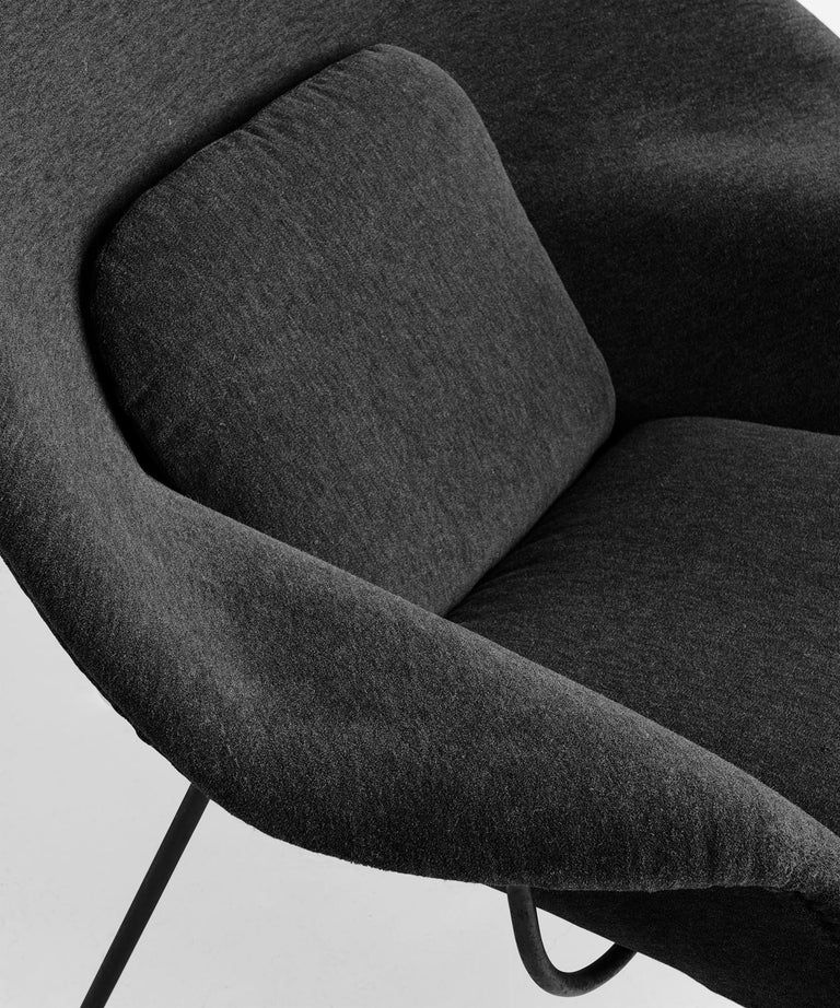 American Womb Chair by Eero Saarinen, America, Mid-20th Century For Sale