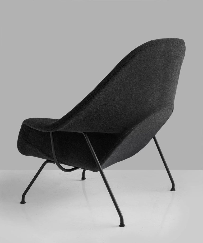 Womb Chair by Eero Saarinen, America, Mid-20th Century In Good Condition For Sale In Culver City, CA