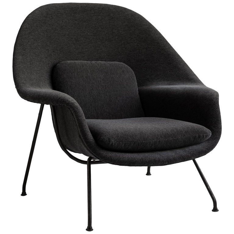 Womb Chair by Eero Saarinen, America, Mid-20th Century For Sale