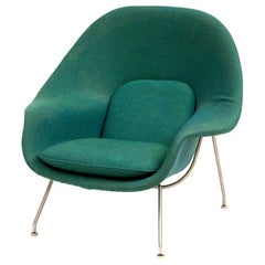Womb Chair by Eero Saarinen for Knoll in Original Knoll Fabric, 1970s